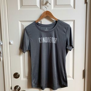 Young Living athletic top, size L